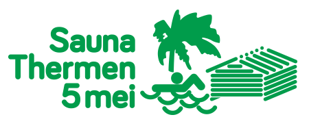 Logo Sauna Thermen 5 Mei