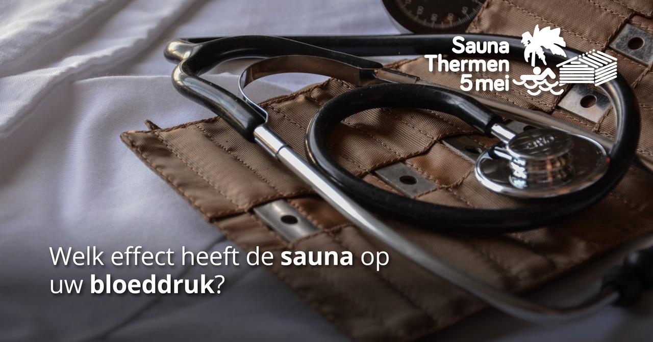 Welk effect heeft de sauna op uw bloeddruk?
