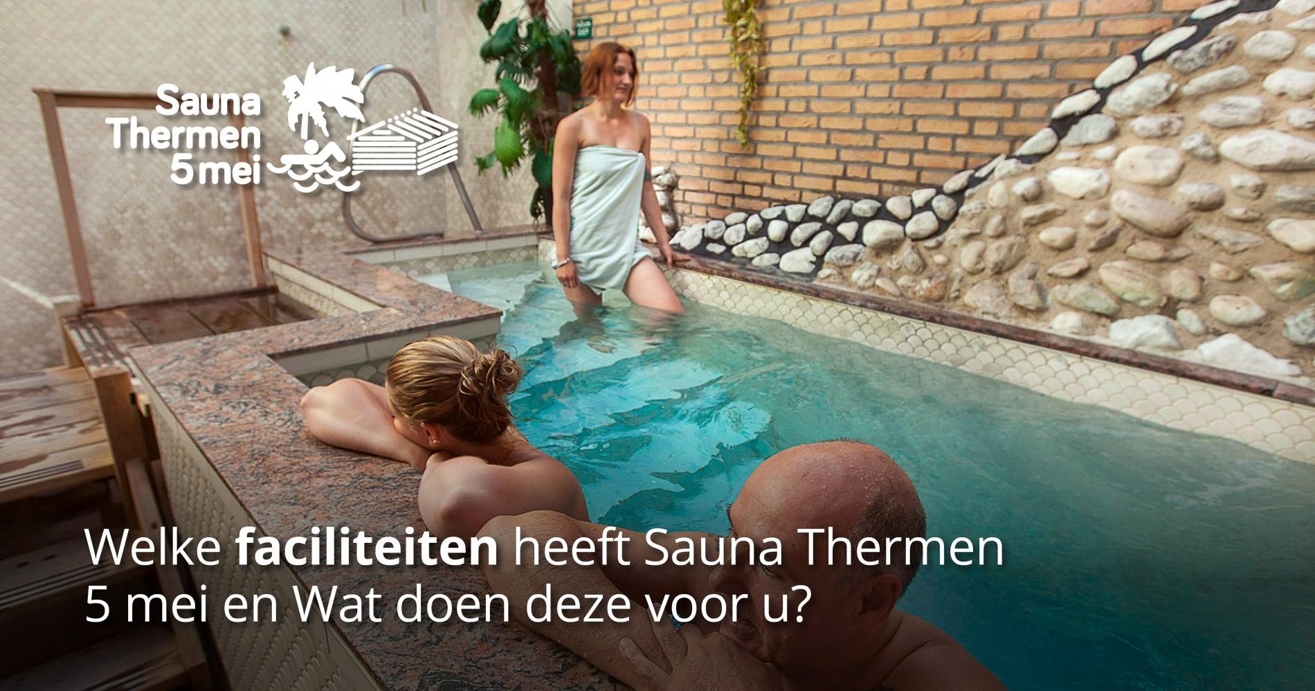 saunafaciliteiten