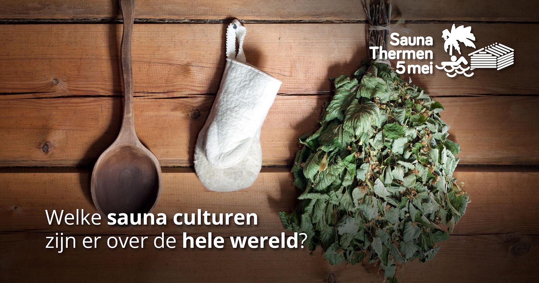 sauna rituelen wereldwijd