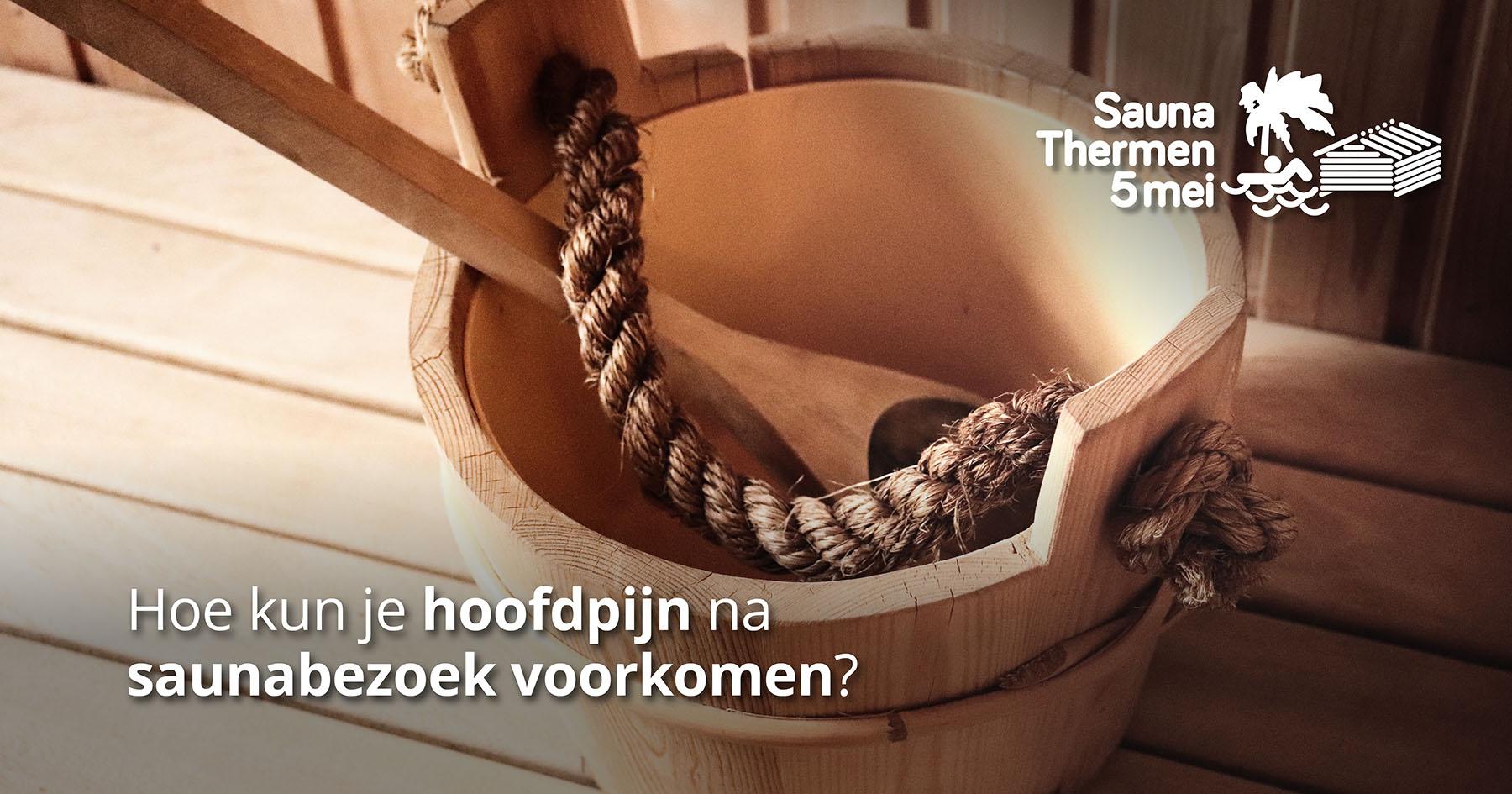 hoofdpijn na sauna