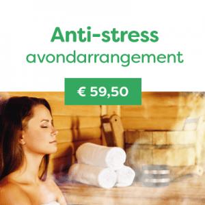 Ant-stress avondarrangement € 59,50