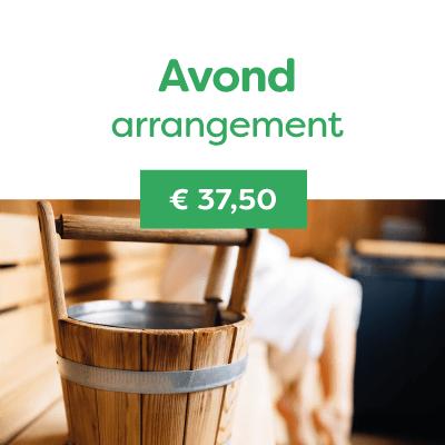 Avond arrangement € 37,50