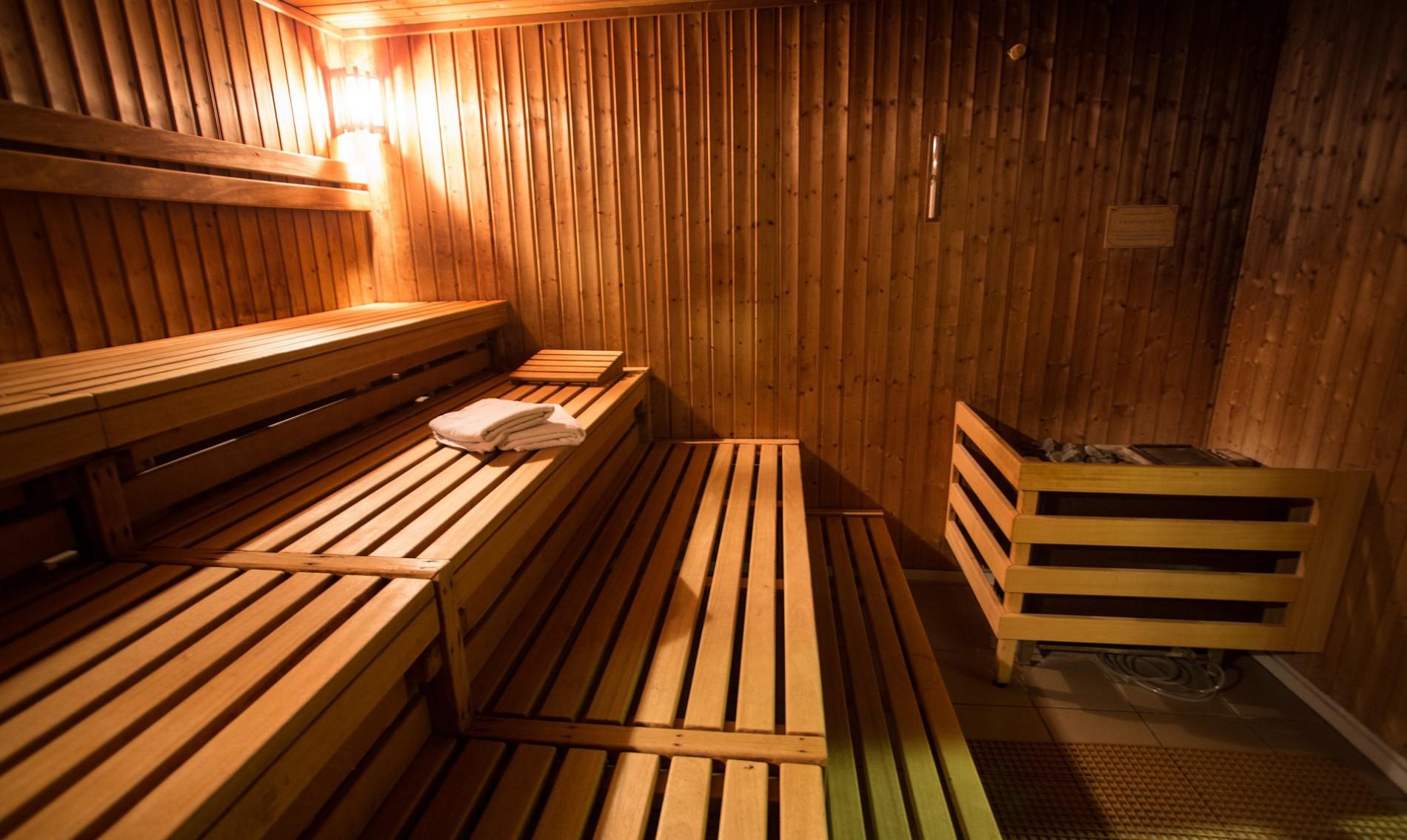 Sauna5thermen - Finse sauna