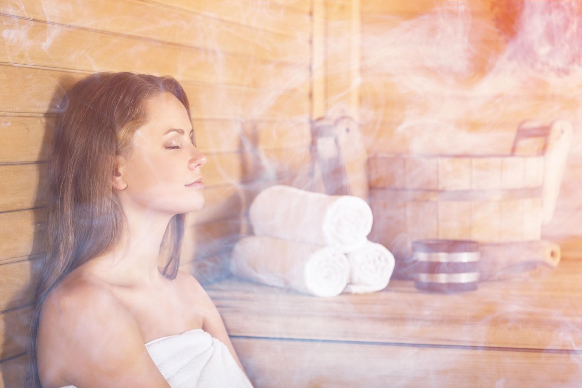 Sauna 5 thermen - Hygiene in de sauna